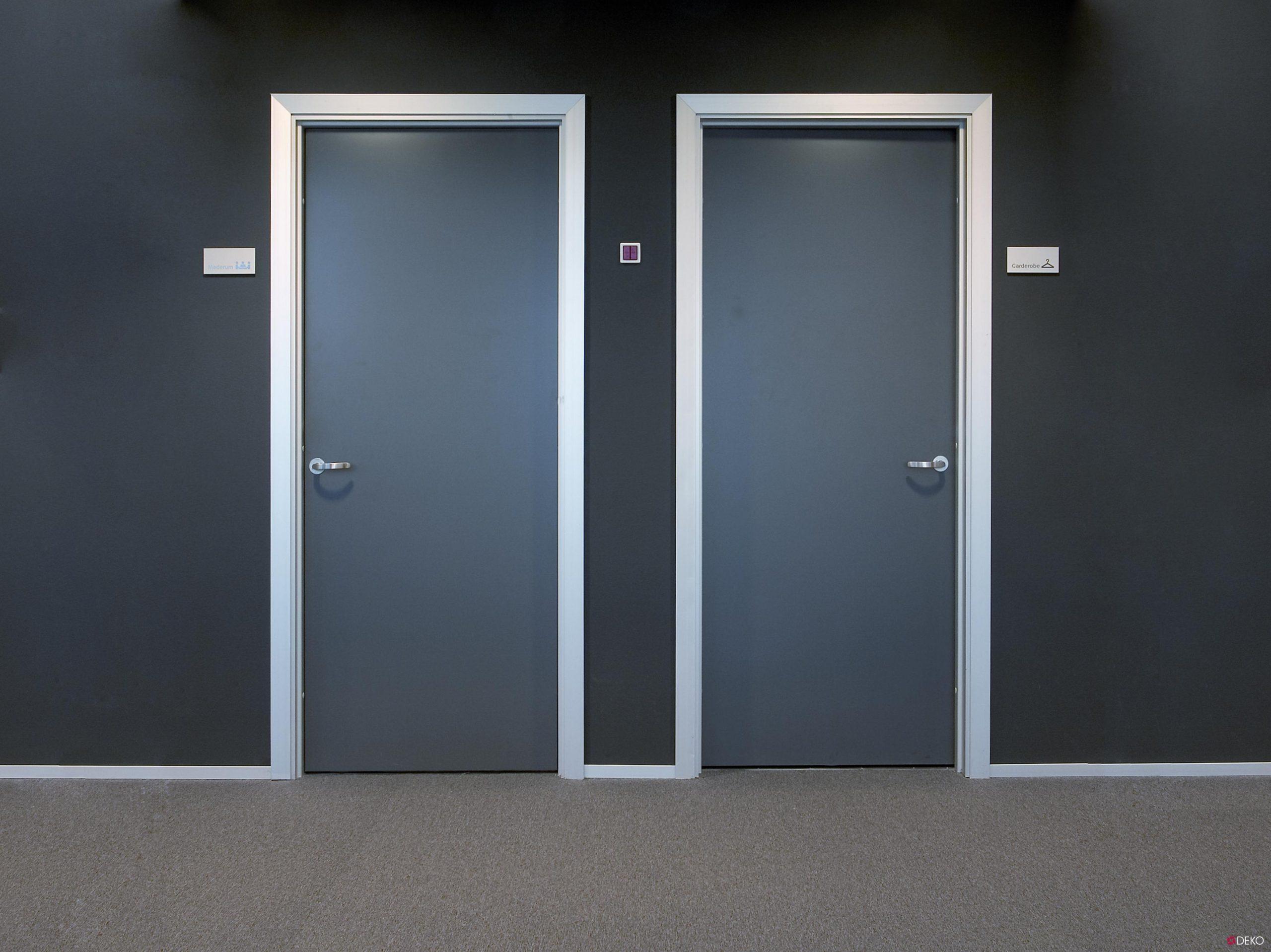 Deko Doors – Doors in Aluminium Frame