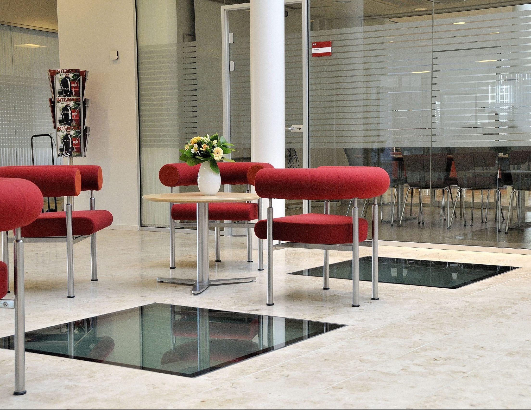 Deko HG Fire – Fire Classified Floor Glass