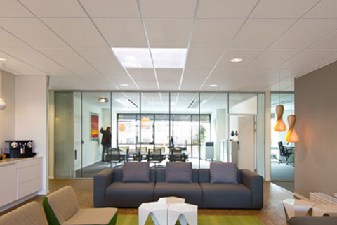 Deko FG Silent – Fully Glazed Partition with Sound Classification